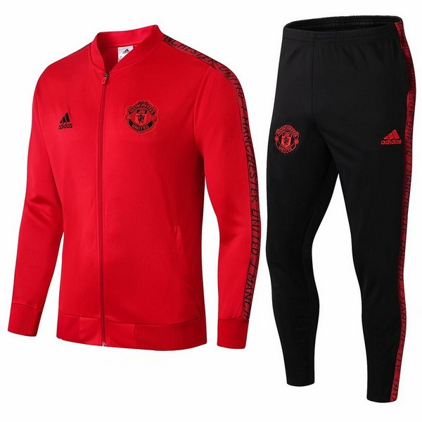 Chandal Manchester United 2019/20 Rojo