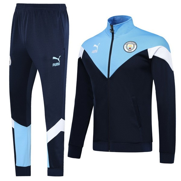 Chandal Manchester City 2019/20 Azul Blanco