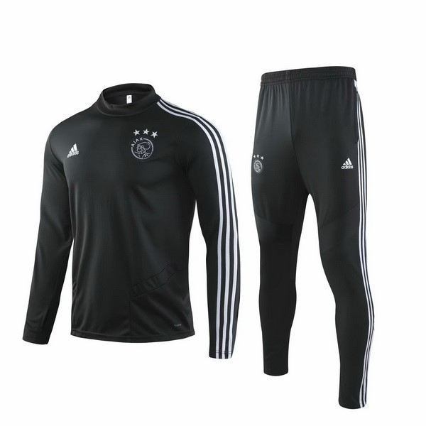 Replicas Chandal Niños Ajax 2019/20 Negro