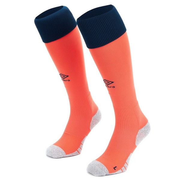 Replicas Calcetines Everton 2ª 2019/20 Naranja