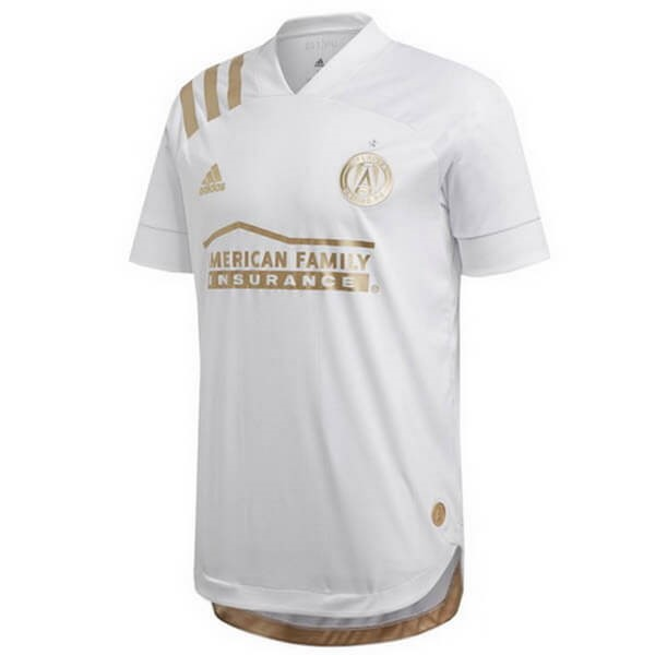 Tailandia Replicas Camiseta Atlanta United 2ª 2020/21 Blanco