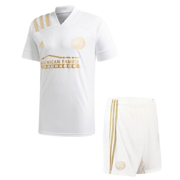 Replicas Camiseta Atlanta United 2ª Niños 2020/21 Blanco