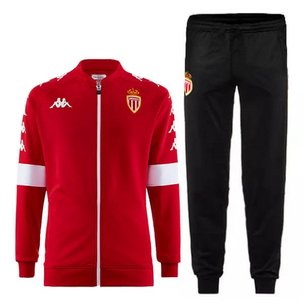 Replicas Chandal AS Monaco 2019/20 Rojo