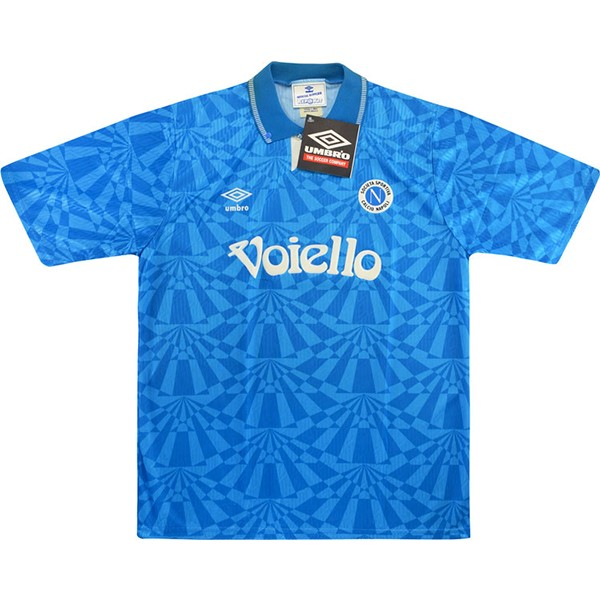 Camiseta Celtic 1ª Retro 1991 1993 Azul