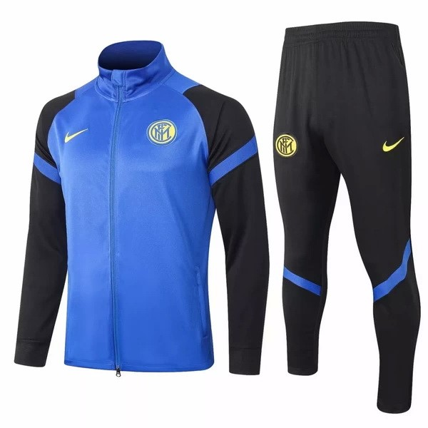 Chandal Inter 2020/21 Azul Negro Amarillo