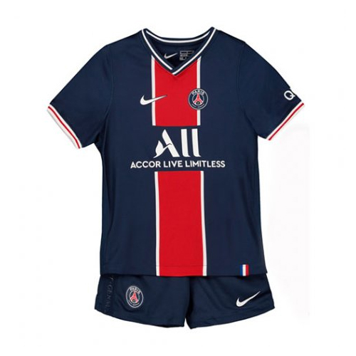 Camiseta Paris Saint Germain 1ª Niños 2020/21