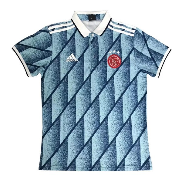 Polo Ajax 2020/21 Azul