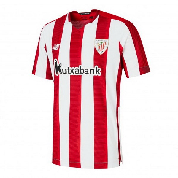 Tailandia Camiseta Athletic Bilbao 1ª 2020/21 Rojo Blanco