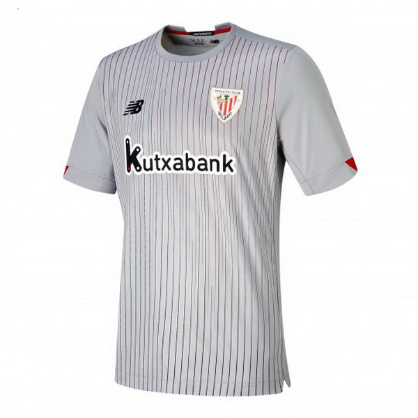 Tailandia Camiseta Athletic Bilbao 2ª 2020/21 Gris