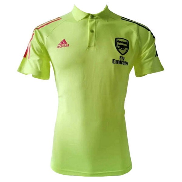 Polo Arsenal 2020/21 Verde