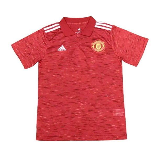 Polo Manchester United 2020/21 Rojo