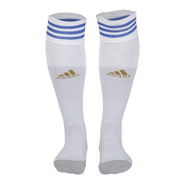 Calcetines Leicester City 2ª 2020/21 Blanco