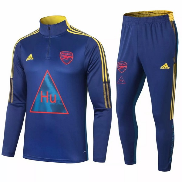 Chandal Arsenal 2020/21 Azul Marino Amarillo