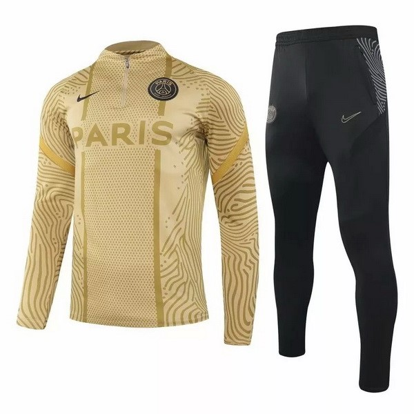 Chandal Paris Saint Germain 2020/21 Amarillo