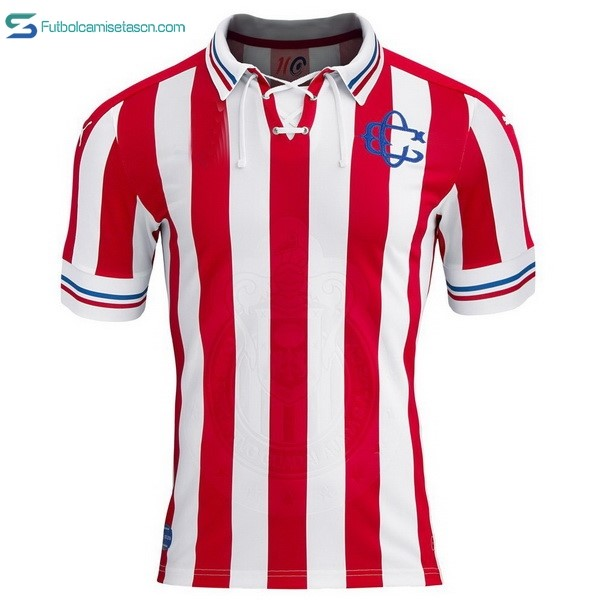 Camiseta CD Guadalajara 1ª 100th