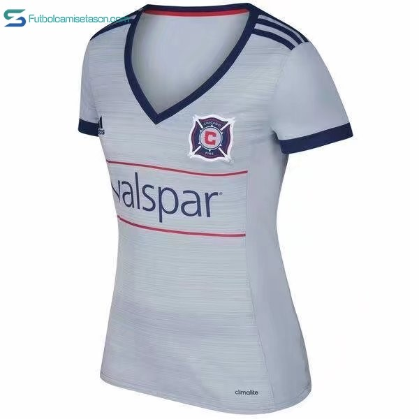 Camiseta Chicago Fire Mujer 2ª 2017/18