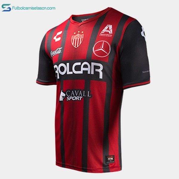 Camiseta Club Necaxa 2ª 2017/18