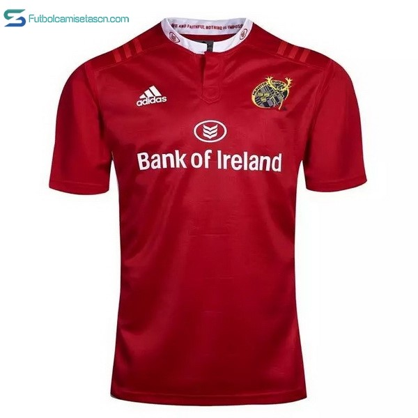 Camiseta Rugby Munster 2016/17 Rojo