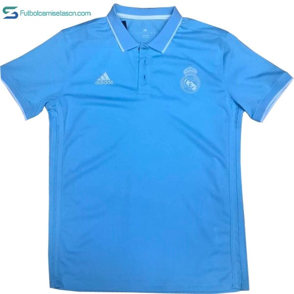Polo Real Madrid 2017/18 Azul