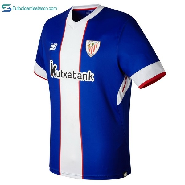 Camiseta Athletic Bilbao 3ª 2017/18