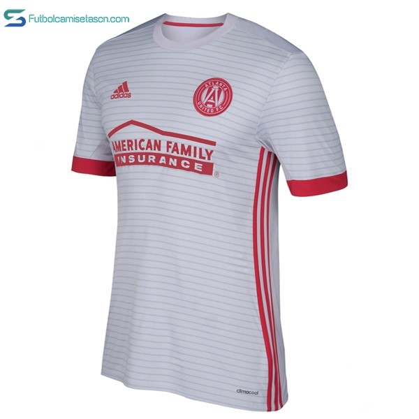 Camiseta Atlanta United 2ª 2017/18