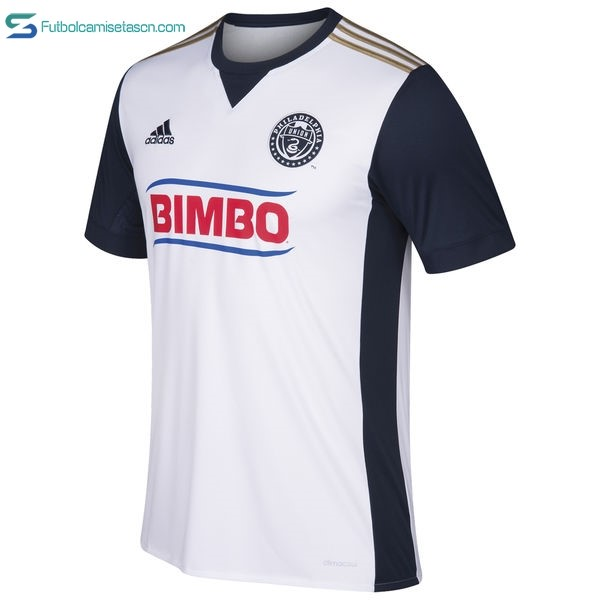 Camiseta Philadelphia Union 2ª 2017/18