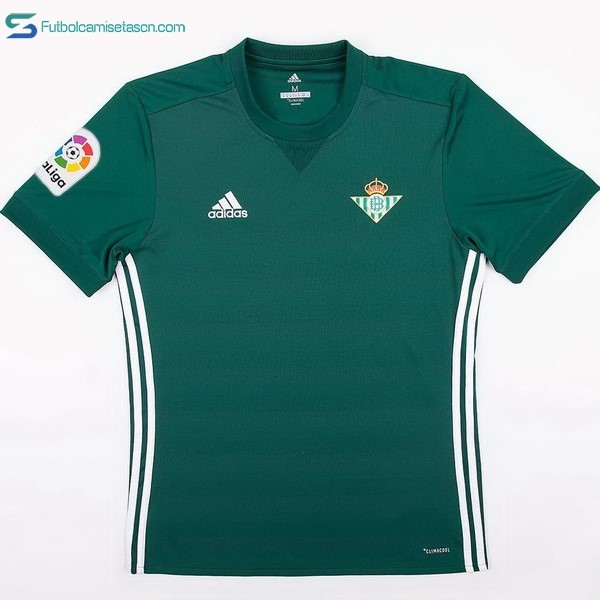 Camiseta Real Betis 2ª 2017/18