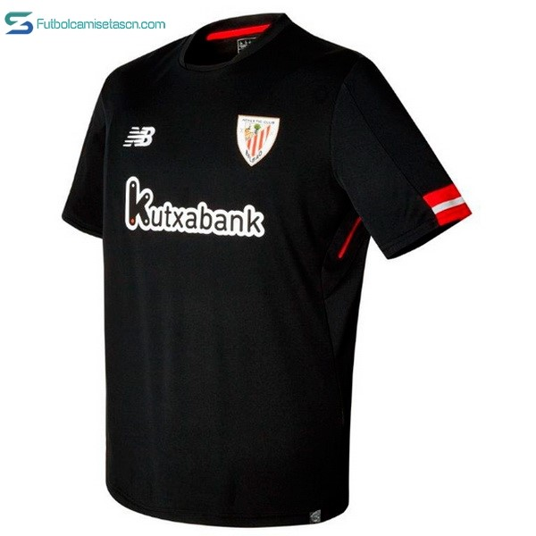 Camiseta Athletic Bilbao 2ª 2017/18