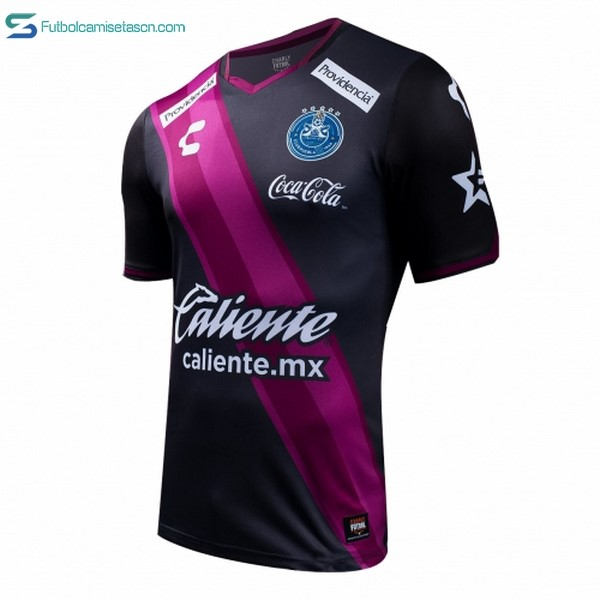 Camiseta Club Puebla 3ª Tenis Charly 2017/18