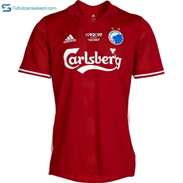Camiseta Copenhague 3ª 2017/18