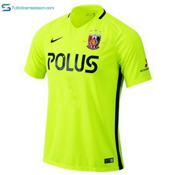 Camiseta Urawa Red Diamonds 2ª 2017/18