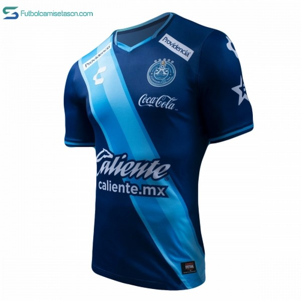 Camiseta Club Puebla 2ª Tenis Charly 2017/18