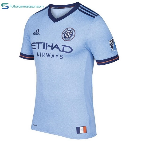 Camiseta New York City 1ª 2017/18