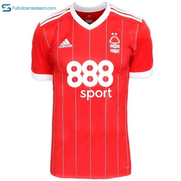 Camiseta Nottingham Forest 1ª 2017/18