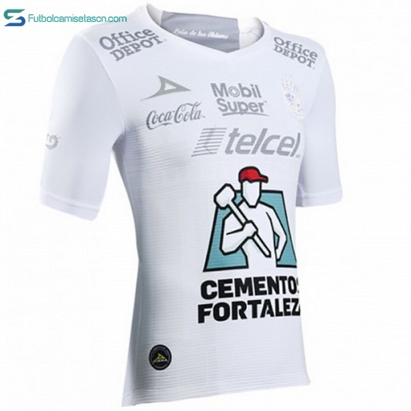 Camiseta Club León 2ª 2017/18