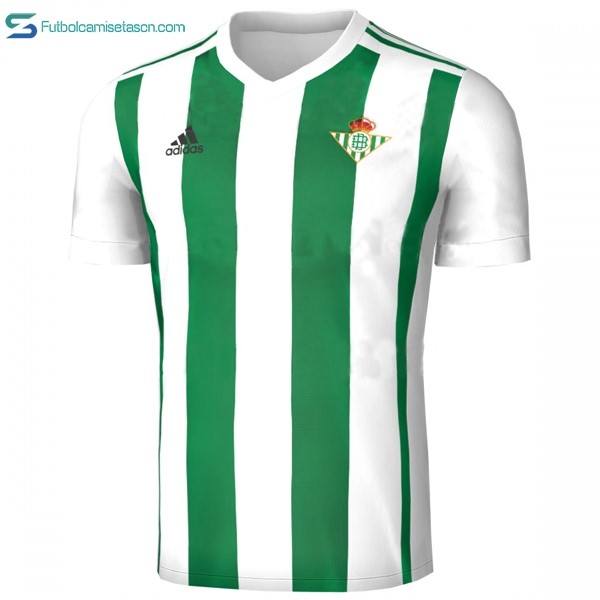 Camiseta Real Betis 1ª 2017/18