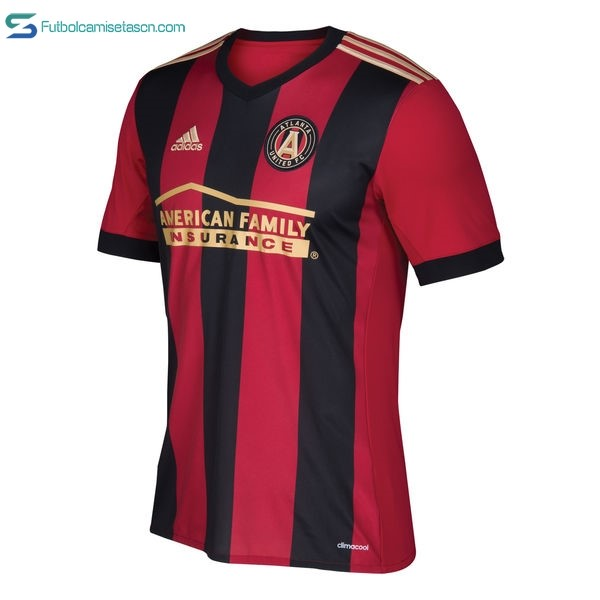 Camiseta Atlanta United 1ª 2017/18