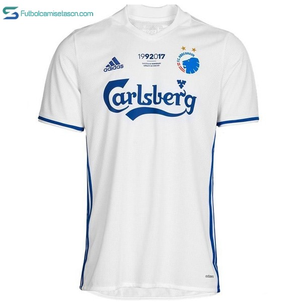 Camiseta Copenhague 1ª 2017/18