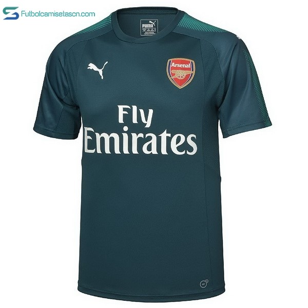 Camiseta Arsenal 1ª Portero 2017/18