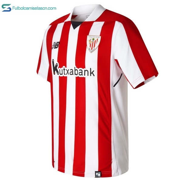 Camiseta Athletic Bilbao 1ª 2017/18