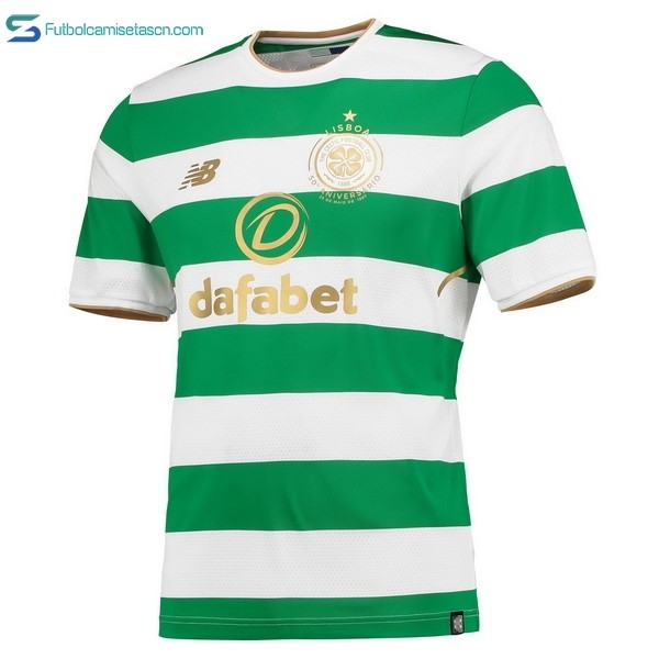 Camiseta Celtic 1ª 2017/18