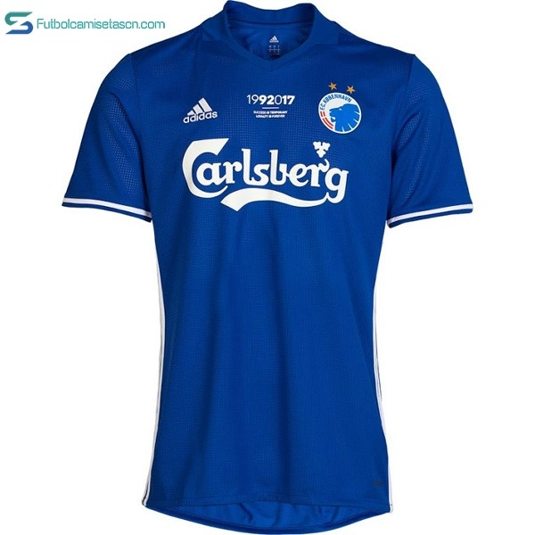 Camiseta Copenhague 2ª 2017/18