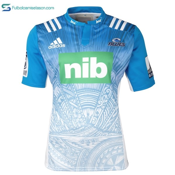 Camiseta Rugby Blues 2ª 2016