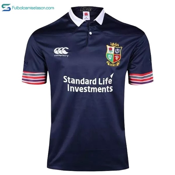 Camiseta Rugby British and Irish Lions Canterbury 2ª 2016/17