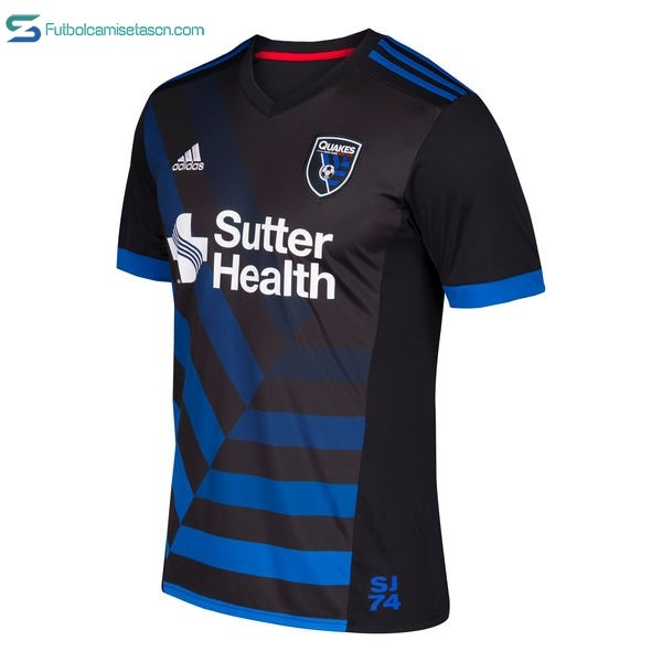 Camiseta San Jose Earthquakes 1ª 2017/18