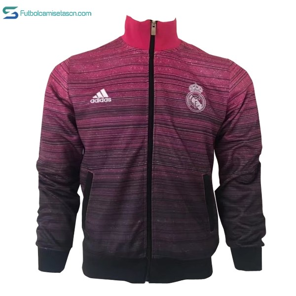 Chaqueta Real Madrid 2017/18 Rosa