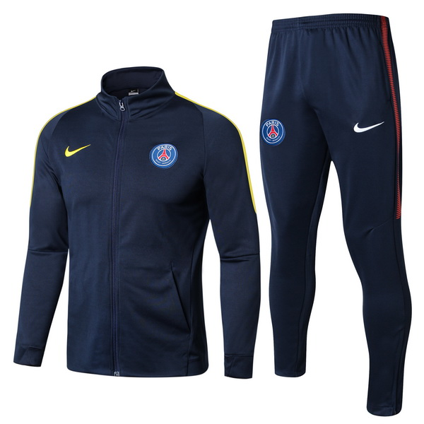Chandal Paris Saint Germain 2017/18 Azul Amarillo