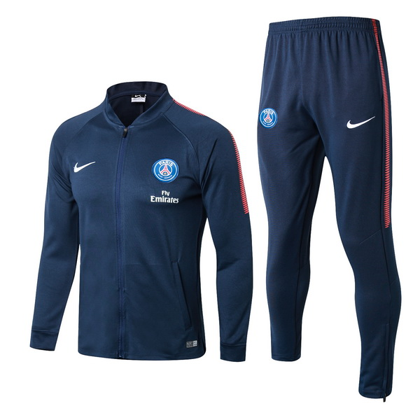 Chandal Paris Saint Germain 2017/18 Azul Marino