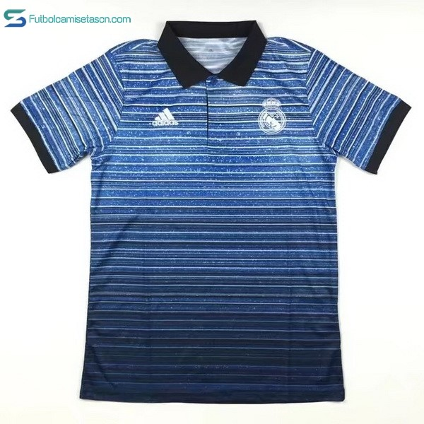 Polo Real Madrid 2017/18 Azul Negro