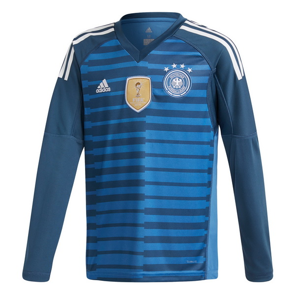 Camiseta Alemania 1ª ML Portero 2018